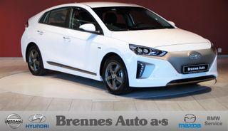 Hyundai Ioniq Teknikk/skinn Norsk bil/Varmepumpe/Lav KM/skinn/dab+/kj  2018, 8500 km, kr 299900,-