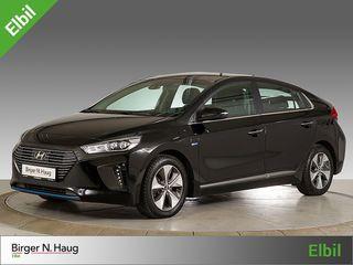 Hyundai Ioniq Teknikk Nybilgaranti - Ventilerte seter - NAVI -  2017, 10017 km, kr 279900,-