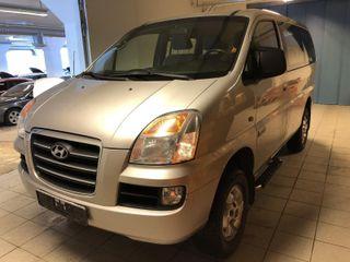 Hyundai H-1 2.5  CRDI  4X4  2006, 135000 km, kr 96618,-