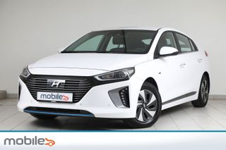 Hyundai Ioniq 1,6 141Hk Teknikkpakke m/Skinn -Som Ny! -Må Sees!  2017, 50290 km, kr 228900,-
