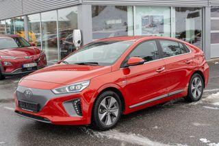 Hyundai Ioniq Electric Teknikkpakke Norsk Garanti Utstyr  2017, 25300 km, kr 258000,-