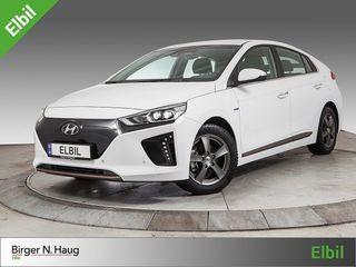 Hyundai Ioniq Electric! Teknikkpakke + Skinn  2019, 4000 km, kr 289900,-