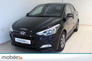 Hyundai i20 1,0 T-GDI Jubileum Ryggekamra, Navigasjon, SOM NY!  2018, 6500 km, kr 179900,-