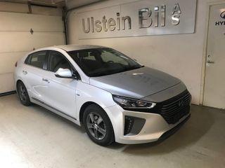 Hyundai Ioniq 1.6  Hybrid*Teknikk*Skinn* Navi*DAB+*Godt utstyrt*  2017, 39013 km, kr 249000,-
