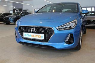 Hyundai i30 1.0 T-GDI Plusspakke  2018, 24500 km, kr 199000,-