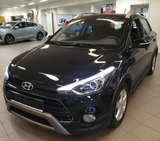 Hyundai i20 1.0 TURBO  101HK ACTIVE DAB NAVI LED  2017, 9 800 km, kr 174 900,-