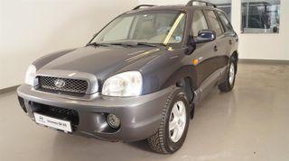 Hyundai Santa Fe 2.0  CRDI GLS Automat  2004, 241000 km, kr 49900,-