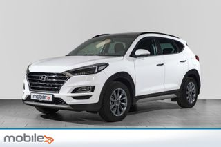 Hyundai Tucson 1,6 CRDi Teknikkpakke aut -136HK-Panoramatak-Navi  2019, 9000 km, kr 399900,-