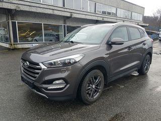 Hyundai Tucson 2,0 CRDI  Aut 4x4  Teknik  2017, 35238 km, kr 369000,-