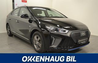 Hyundai Ioniq Adaptiv Cruise, Hybrid, Varme i ratt, Navi, Automat, Pa  2017, 26800 km, kr 238800,-