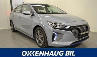 Hyundai Ioniq plug-in, HELLA LEDBAR, skinn ++  2018, 8800 km, kr 292153,-