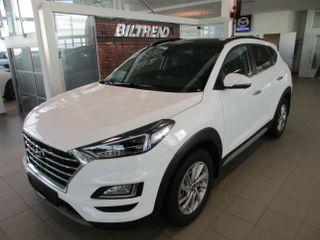 Hyundai Tucson 1,6 Crdi 136 Hk Aut Panorama Skinn Navi Led ++  2019, 9000 km, kr 379000,-