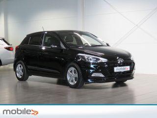 Hyundai i20 1,0 T-GDI GO! Lav km, ryggekamera, navigasjon. Som ny!  2018, 4972 km, kr 179000,-