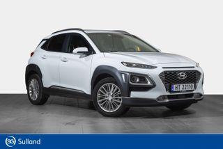 Hyundai Kona 1,0 T-GDI Teknikkpakke Teknikk og skinn  2018, 4500 km, kr 269500,-
