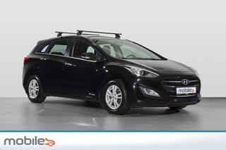 Hyundai i30 1,6 CRDi 110hk Teknikkpakke aut DAB+/tectyl/kamera/navi  2016, 44000 km, kr 189900,-