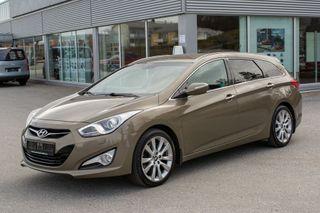 Hyundai i40 1,7 CRDi 115hk Comfort Pluss 7år garanti  2013, 106500 km, kr 129000,-