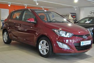 Hyundai i20 1.2  COMFORT(Nybilgaranti frem til 16.12.20  2013, 95000 km, kr 89000,-