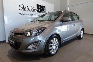 Hyundai i20 1.4  COMFORT / AUTOMAT / RYGGEKAMERA / LAV KM.STAND  2013, 44800 km, kr 99000,-