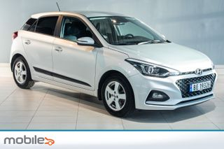 Hyundai i20 1,0 T-GDI Teknikkpakke aut Nybilgaranti-Ubegrenset km  2019, 5000 km, kr 234900,-