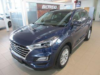 Hyundai Tucson 1,6 Crdi 4x4 Aut Panorama Skinn Navi BiLed Kamera Krok  2019, 6000 km, kr 479000,-