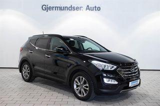 Hyundai Santa Fe 2.2  Premium, Navi, skinn, cruise, Usb, Aux, BT++++  2014, 78000 km, kr 375000,-