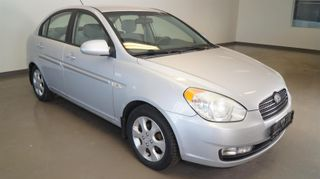 Hyundai Accent 1.5  CRDI GLS  2007, 265331 km, kr 24900,-