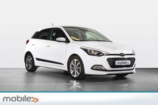 Hyundai i20 1,2 84hk Panorama /DAB+/bluetooth  2015, 39000 km, kr 132900,-