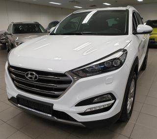 Hyundai Tucson 1.7 CRDI 116HK PLUSPAKKE LED NAVI DAB  2015, 75000 km, kr 224900,-
