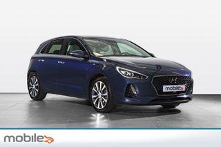 Hyundai i30 1,0 T-GDi Eco Plusspakke /DAB+/kamera/navi/rattvarme  2018, 22000 km, kr 219900,-