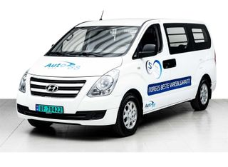 Hyundai H-1 2.5  H1.Tilhengerfeste, Webasto kjørevarmer, DAB+ AC, Anti  2015, 34000 km, kr 199000,-