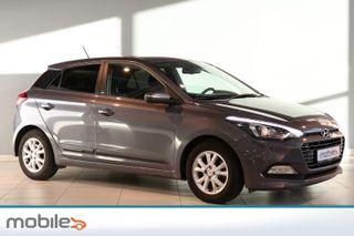 Hyundai i20 1,0 T-GDI GO! Nybilgaranti! ubegrenset km, Velholdt!  2017, 45140 km, kr 135000,-