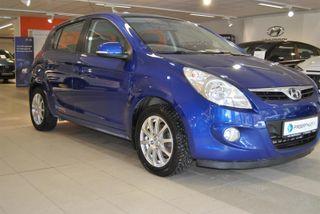 Hyundai i20 1.4  COMFORT Autmatgear  2011, 85541 km, kr 89000,-