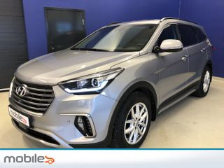 Hyundai Grand Santa Fe 2,2 CRDi 197hk 4WD Premium aut. DAB+  2017, 6000 km, kr 419000,-