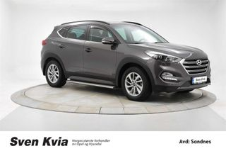 Hyundai Tucson 1.7 CRDI PANORAMA Skinn, Navi, DAB+, R Kamera  2016, 38500 km, kr 249000,-