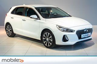 Hyundai i30 1,4 T-GDi Teknikkpakke aut  2018, 9900 km, kr 248900,-
