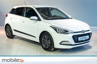 Hyundai i20 1,0 T-GDI Jubileum  2018, 15565 km, kr 159000,-
