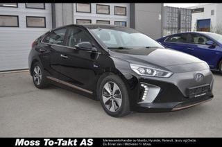 Hyundai Ioniq Teknikk med skinn Norsk bil  2017, 49000 km, kr 249000,-