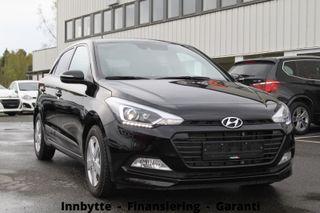 Hyundai i20 1,0 T-GDI GO!  2017, 36000 km, kr 149000,-