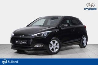 Hyundai i20 1,0 T-GDI Jubileum  2017, 24220 km, kr 167500,-