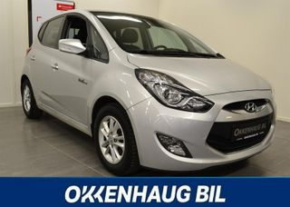 Hyundai ix20 1.4  Skinn, Ryggekamera, DAB+, Cruise, Navi+++  2012, 55000 km, kr 99900,-