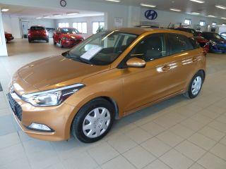 Hyundai i20 1,2 comfort  2016, 63000 km, kr 155000,-
