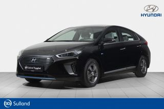 Hyundai Ioniq Teknikk /Skinnpakke/Navi/Kamera  2017, 40800 km, kr 188900,-