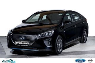 Hyundai Ioniq 1.6 141 hk Plug In Hybrid med skinn  2018, 4000 km, kr 309000,-