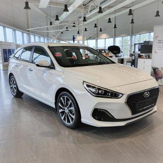 Hyundai i30 1.4 bensin turbo I 30 plusspakke/aut / 140 hk  2019, 100 km, kr 309000,-