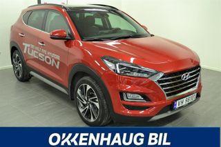 Hyundai Tucson Facelift/panoramapakke/topputstyrt  2019, 13000 km, kr 388700,-