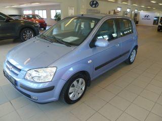 Hyundai Getz 1,3 Gls  2005, 117000 km, kr 35000,-