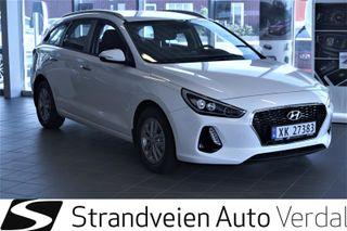 Hyundai i30 1.4  2018, 1900 km, kr 285000,-