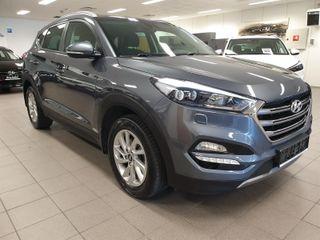 Hyundai Tucson 2.0 CRDi 136HK 4WD PLUSSPAKKE NAVI DAB LED  2015, 69300 km, kr 289000,-