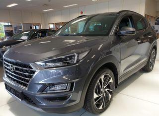 Hyundai Tucson 1.6 CRDI AUT 136HK PANORAMA ALT AV UTSTYR! 3 ÅRS SERVIC  2019, 4000 km, kr 429900,-