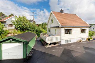 NYHET / VISNING 17/6!  Vågsbygd - Trivelig enebolig med garasje i meget rolig, barnevennlig og sentralt område